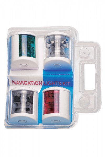 Navigationslampen 4er Set