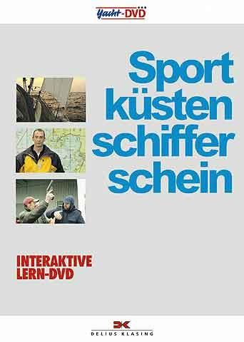 Sportküstenschifferschein DVD