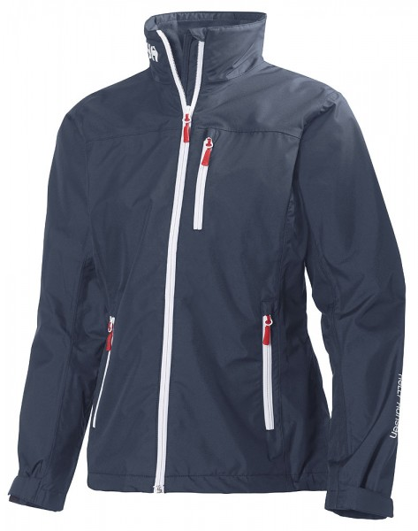 Helly Hansen Crew Midlayer Damen-Funktionsjacke