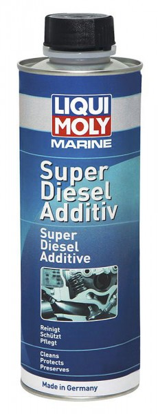 LIQUI MOLY Marine Super Diesel Additiv