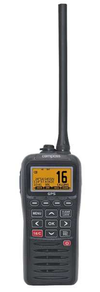 Compass Handheld Radio CX-700 GPS/DSC