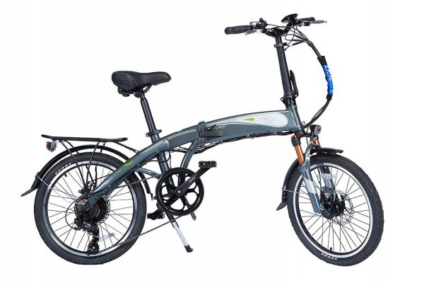 Seago City-Lite electric board bicycle