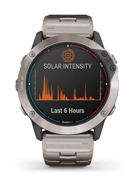 Garmin Quatix 6x Solar Marine Smartwatch