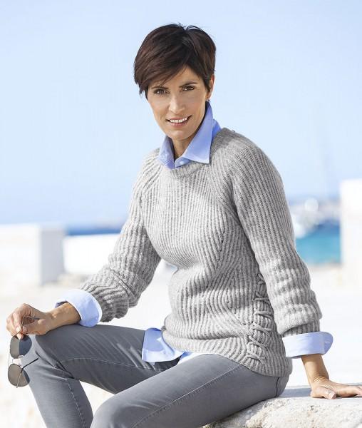 Anna Larssen Perlfang-Pullover