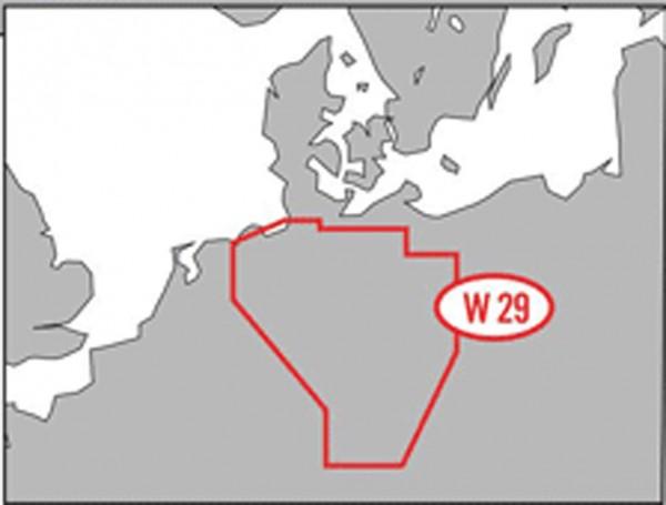 C-MAP MAX Wide Deutschland Binnen EN-M080 SD Chart