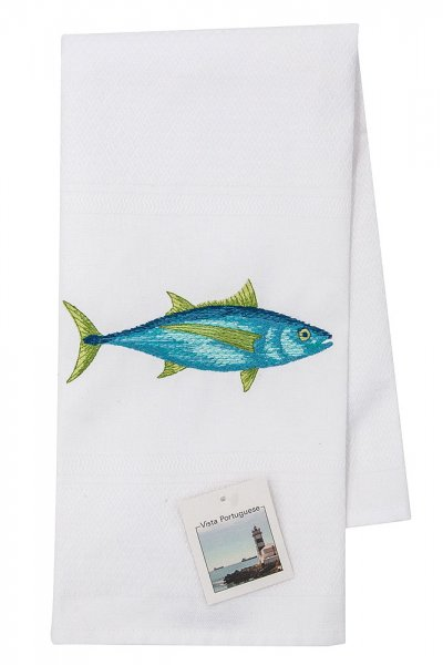 Tuna tea towel