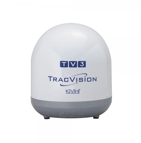 KVH dummy dome TracVision TV3 antenna