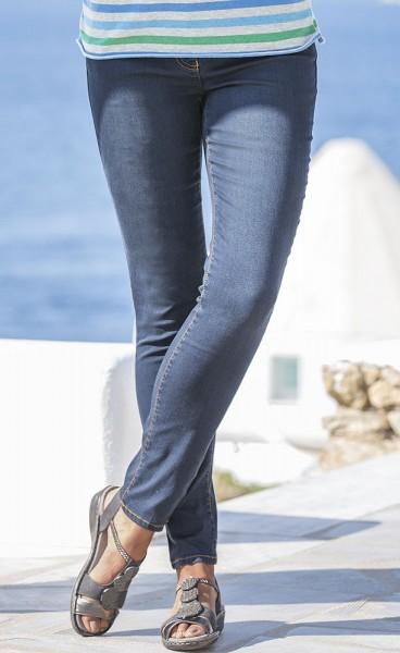 Adelina Stretch-Jeans, 4-Pocket