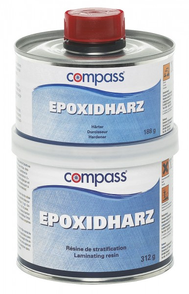 Compass epoxy resin