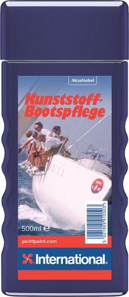 International Kunststoff Bootspflege