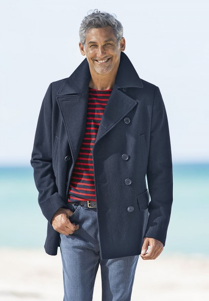Musto Caban Pea Coat
