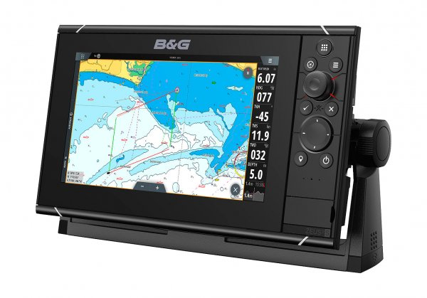 B&G Zeus 3S Multifunktions-Display MFD
