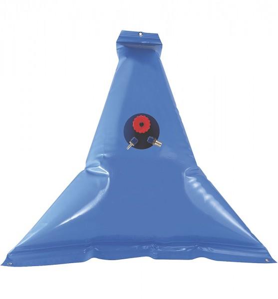 Réservoir d'eau potable triangulaire