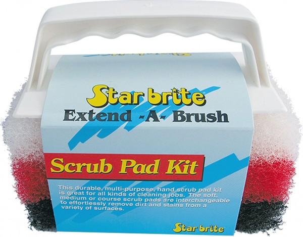 Handschrubber Pad Set