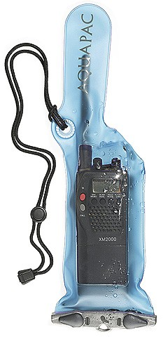 Aquapac VHF Radio Bag