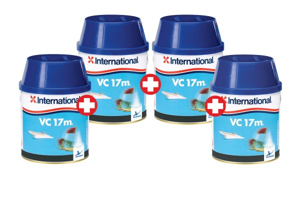 Set of 4x! International VC17m
