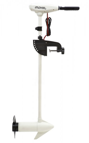 Flover saltwater electric outboard motor (white)