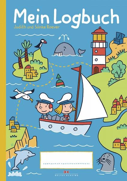Mein Logbuch - Logbuch für Kinder