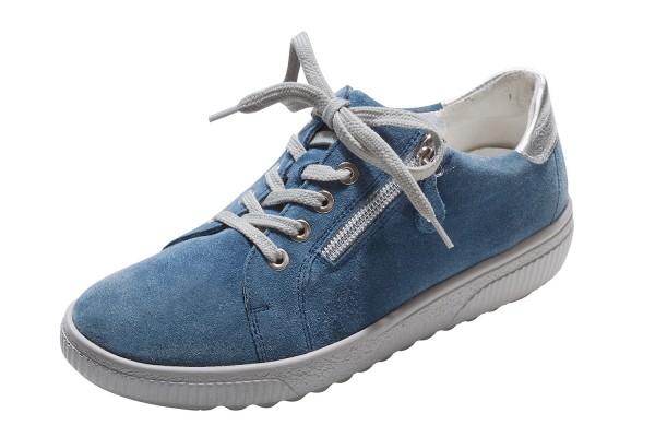 Waldläufer Leder-Sneaker