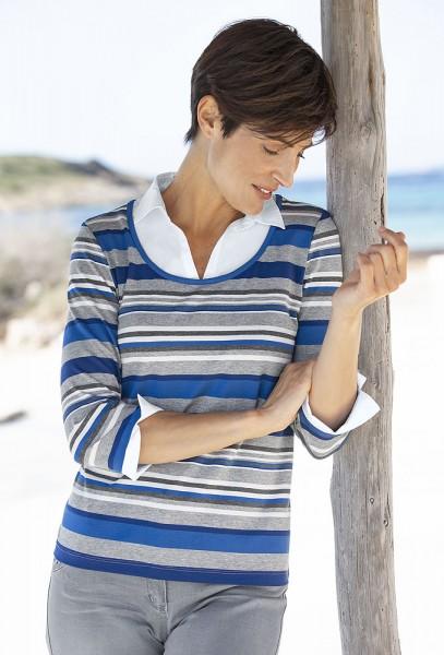 Anna Larssen 2-in-1 Poloshirt
