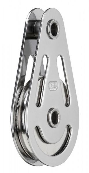 Sprenger Eénschijfblok 4 mm, 35 x 5, 1100 kg