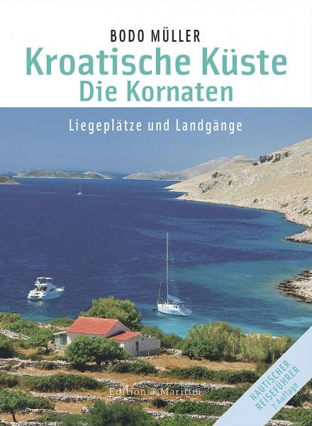 Kroatische Küsten, die Kornaten