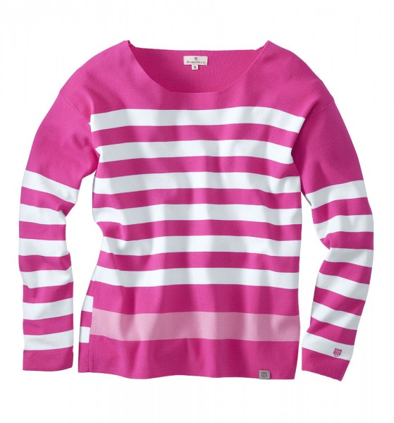 Pull-over rayures