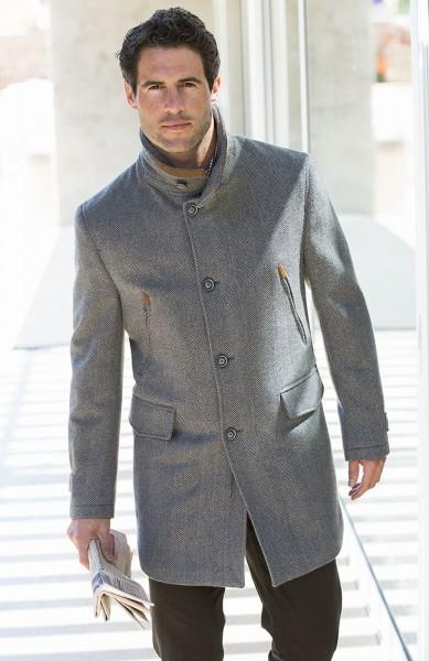 Manteau en laine Stones