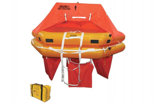 Laliza's ISO Racing Offshore Liferaft