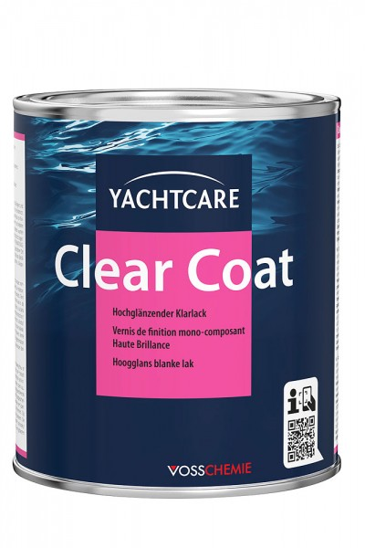 YC Clear Coat Klarlack 0,75L