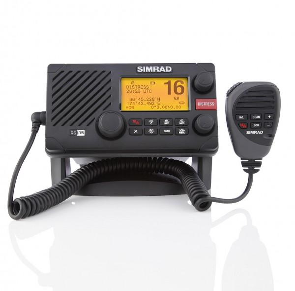 RS35 UKW-Funkanlage mit AIS