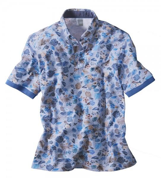 Mads Maassen Poloshirt, bedruckt