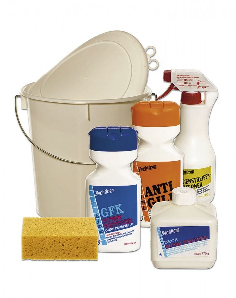 Boat Cleaning Kit