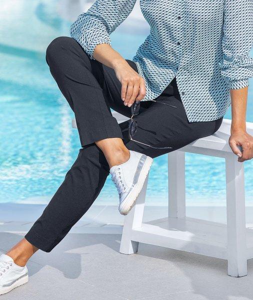 Comfort slip trousers