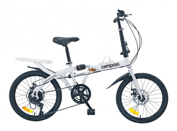 """Folding bicycle compass 16 """"."""