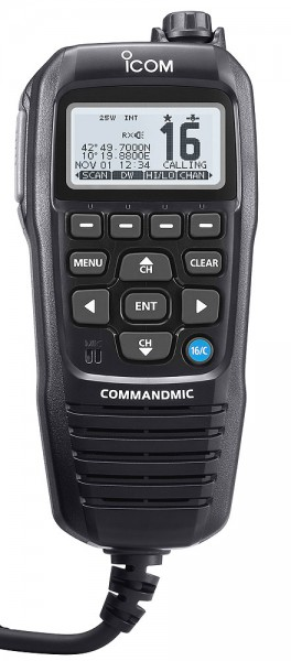 ICOM Commandmic HM-195GB