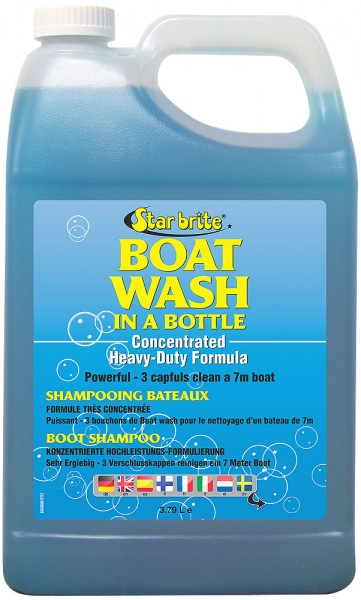 Boot Shampoo 3790 ml