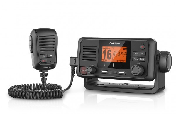 Garmin Radio VHF115i with GPS
