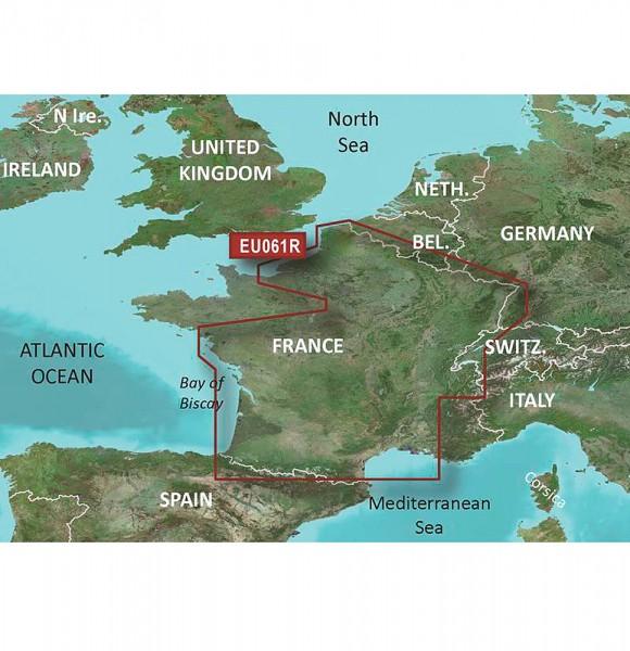 France eaux intérieures