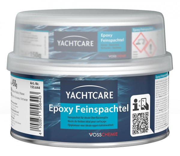 YachtCare Epoxy Feinspachtel 450g