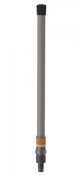 UHF Multiband-Antenne mit Adapter