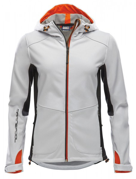 Marinepool Seaford softshell jacket for ladies
