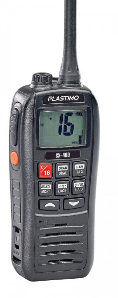 Plastimo UKW Handfunkgerät SX-400
