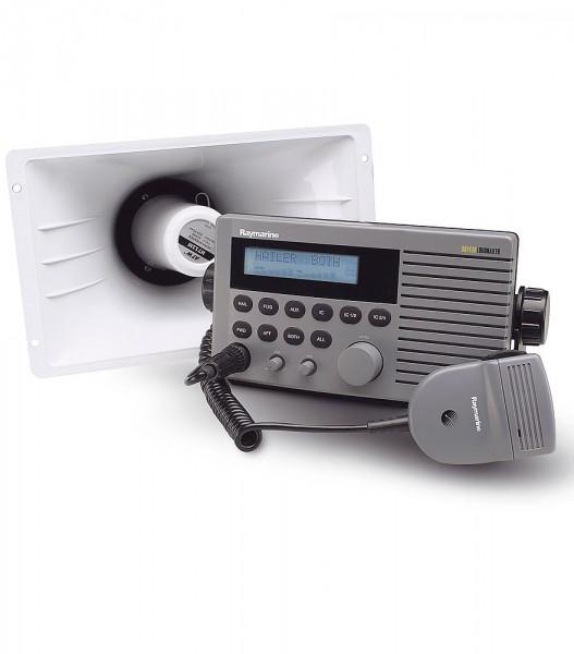 externer Trichter-Lautsprecher für Ray430