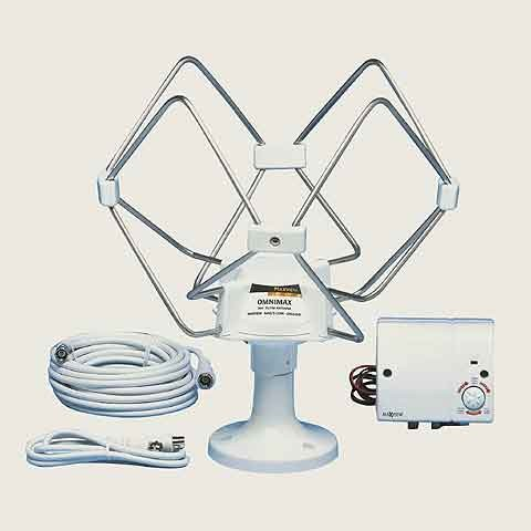 Omnimax-Fernseh-UKW-Antenne