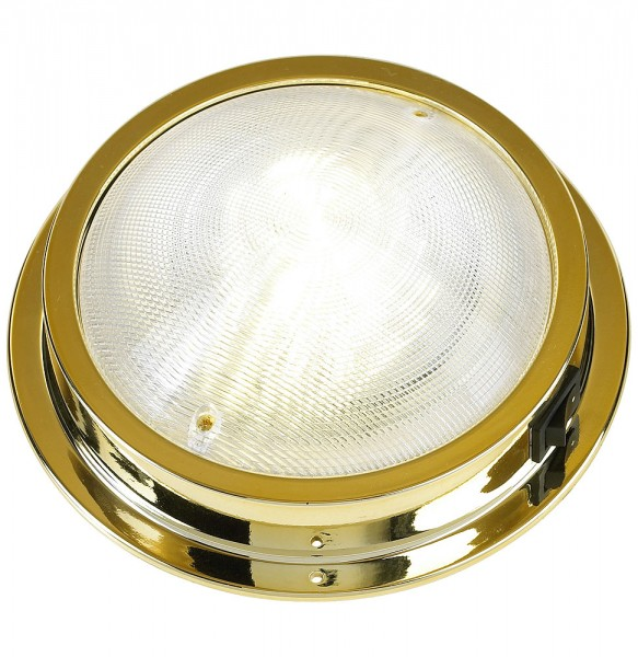 LED ceiling lamp, warm white
