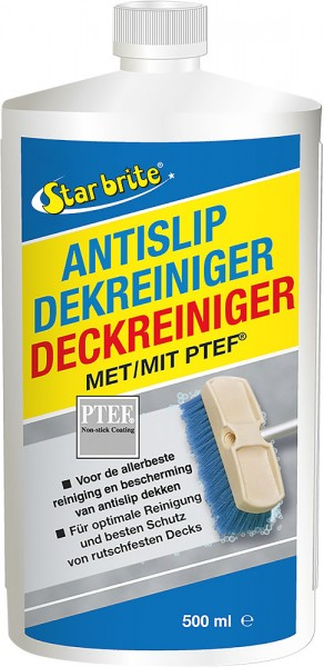 Starbrite® Non-Skid Deck Cleaner With PTEF