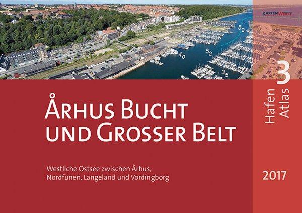 SEEKARTEN DIGITAL 3 - Århus Bucht und Grosser Belt
