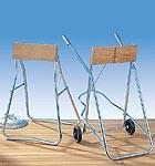 Tragegestell für Außenborder