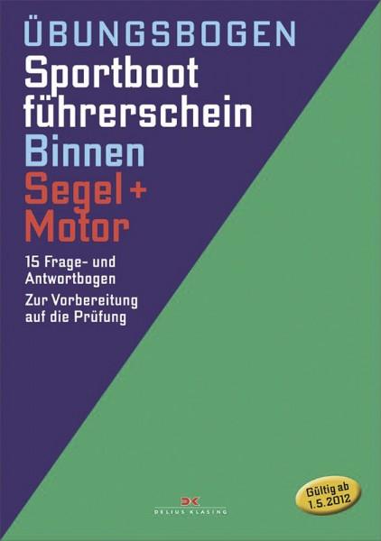 Sportbootführerschein Binnen - Segel/Motor